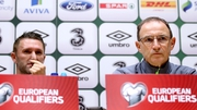 Martin O'Neill would take a play-off spot if offered it now