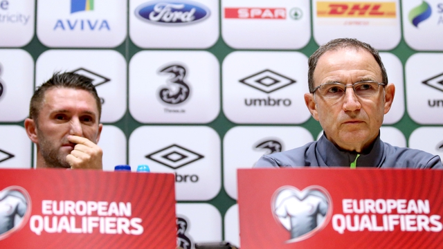 VIDEO: O'Neill admits he would take play-off place