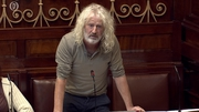 Mick Wallace said he has been to the gardaí and the National Crime Agency