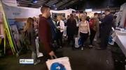 Nine News Web: Thousands attend graduate recruitment fair at RDS