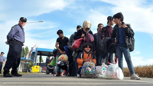 The council says the Government must cater for all of the migrants' needs
