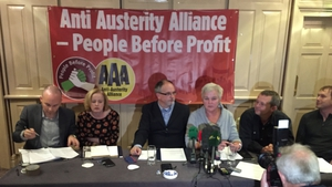 The Anti-Austerity Alliance-People Before Profit grouping expects a 'popular revolt'
