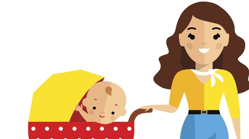 Our brand new RTÉ LifeStyle blog - Mammy Moments