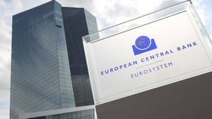 European Central Bank makes no changes to euro zone interest rates today