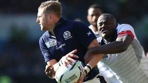 Finn Russell is fit to start