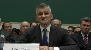 Michael Horn appeared at a hearing of the House Committee on Energy and Commerce Subcommittee on Oversight and Investigations