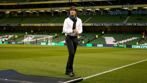 Joachim Low is sticking with Germany