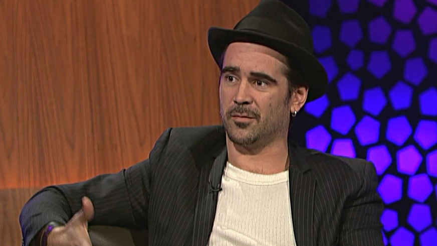 The Late Late Show Extras: Colin Farrell