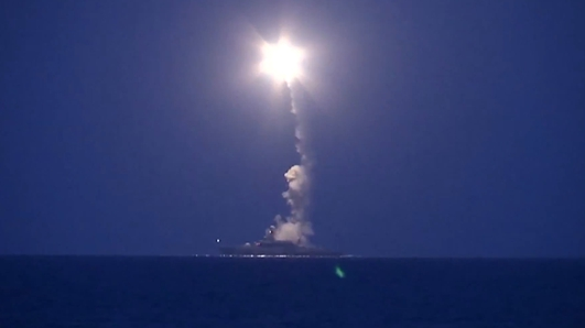 Russia dismisses claims they fired missiles at Syria