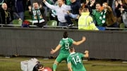 Shane Long's goal was enough for Ireland