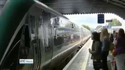 Nine News Web: Irish Rail passengers face disruption on bank holiday weekend