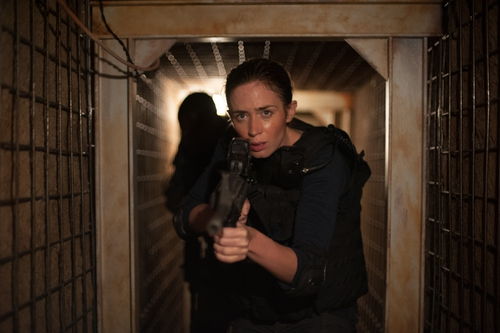 Emily Blunt in a career-making performance