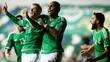 Excitement as Ireland Beat Germany 1-0