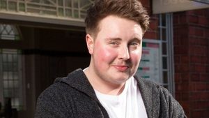 Riley Carter Millington will join Eastenders later this month Pic: BBC