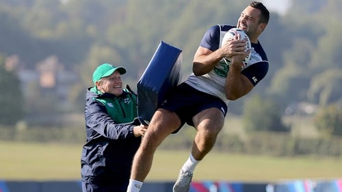 Philip Browne: 'If the opportunity arose for Joe [to manage the Lions]of course we'd talk about it.'