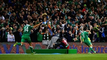 Ireland secured a 1-0 victory in Dublin