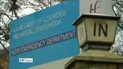 One News Web: Overcrowding forces Our Lady of Lourdes Hospital Drogheda off-call overnight