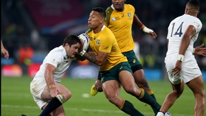 Isreal Folau played rugby league and Australian Rules before moving to union