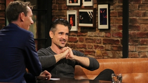 Colin Farrell on being single: