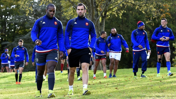 France are confident their better preparation will count against Ireland