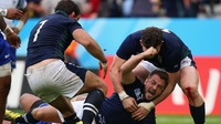 Laidlaw drags Scots into last 8 after Samoa scare
