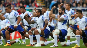 The Rugby World Cup could be without Samoa
