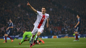 Robert Lewandowski is in outstanding form for club and country