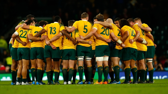 Australia see off Wales to win RWC Pool A