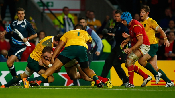 New Zealand to face South Africa in 2019 Rugby World Cup pool