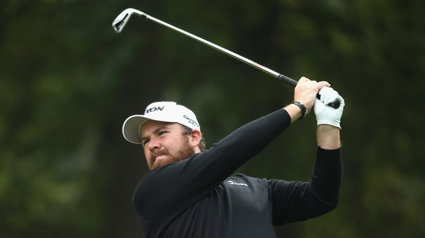 Shane Lowry threatened on the final day of the tournament