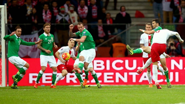 In Numbers: Poland v Republic of Ireland