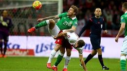 Euro 2016 Qualifiers: Poland v Republic of Ireland