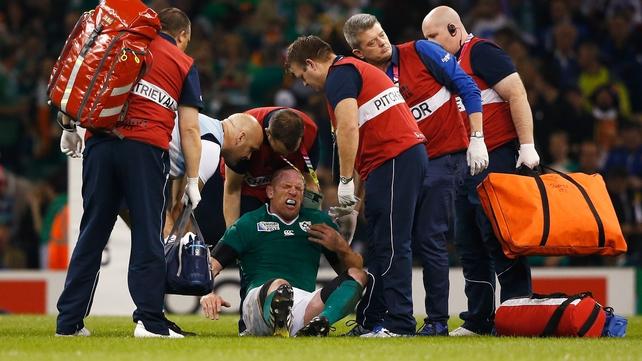 Column: O'Connell smiled despite injury agony