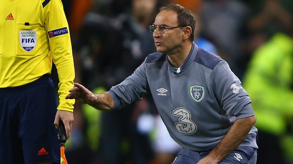 Martin O'Neill: 'I will draw great solace and great determination from the players and their efforts'