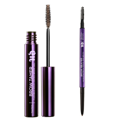 Perfect Brows with Urban Decay
