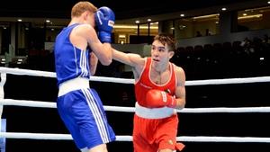 Michael Conlan will fight for World gold