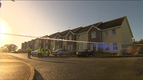 Shooting occurred at home Siobhán Phillips shared with Crevan Mackin