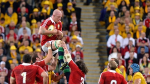 The Lions were led to success by Gatland in Australia back in 2013
