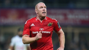 O'Connell made 178 appearances for Munster in his 14-year career with the rpovince