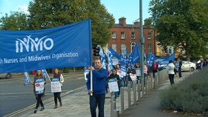 INMO General Secretary Liam Doran said the union will now proceed with further industrial action on 14 and 26 January