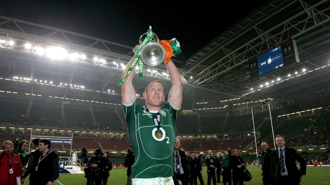RBS 6 Nations: Paul O'Connell's 100th cap