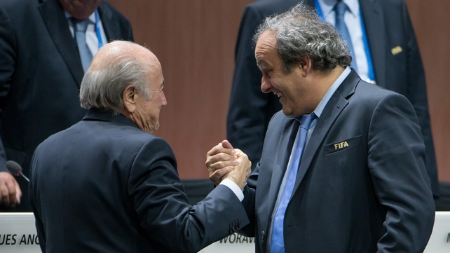 No written contract for €1.8m Platini payment