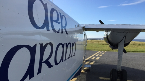 Aer Arann has served six months notice of its intention to end its operation of PSO flights to the Aran Islands