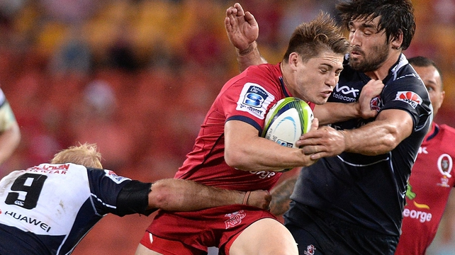 Troubled James O'Connor let go by Queensland