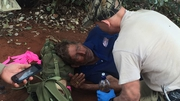 A search by police trackers finally found Reg Foggerdy 15km from where he went missing (pic: Western Australia POlice)