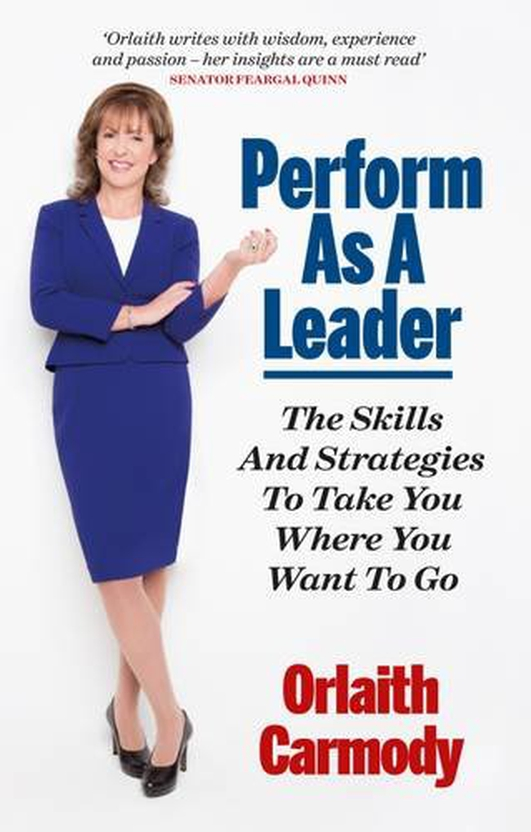 Book: Perform As A Leader