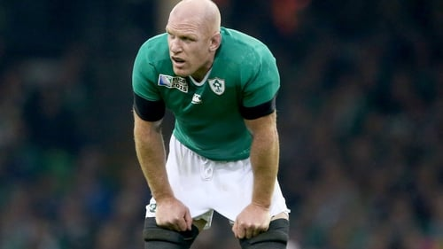 Paul O'Connell says a full0time rugby job is 'very tough on people with young families'