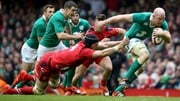 Missing link: Ireland begin life after Paul O'Connell against Wales