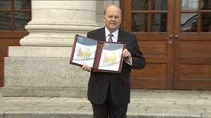 Michael Noonan publishes Finance Bill 2016