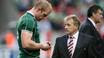 Eddie O'Sullivan hails O'Connell's contribution